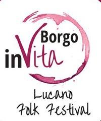 Risultati immagini per foto logo Lucano Folk Festival