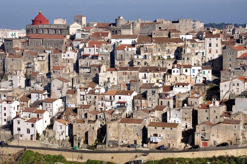 Vacanze in Puglia: Vico del Gargano