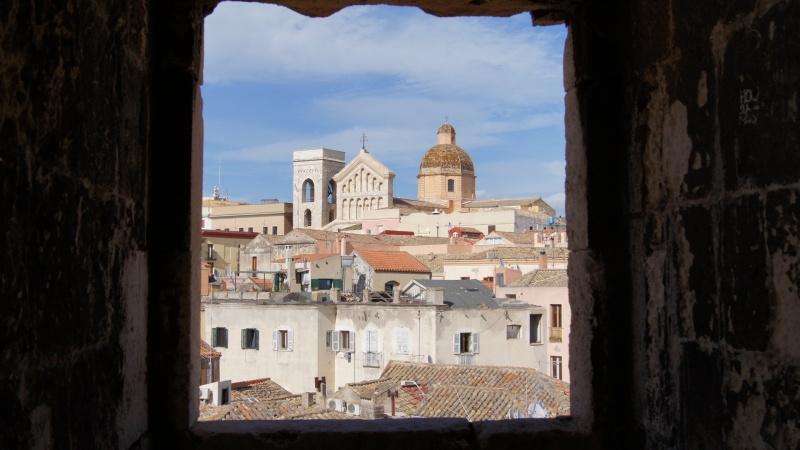 Mappa Sardegna Zona Cagliari.Mappa Di Cagliari Cap 09121 09134 Stradario E Cartina Geografica Tuttocitta